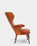 Frits Henningsen High Back Wing Chair