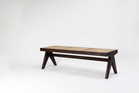 Library Bench by Pierre Jeanneret