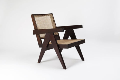 Easy Lounge Chair by Pierre Jeanneret