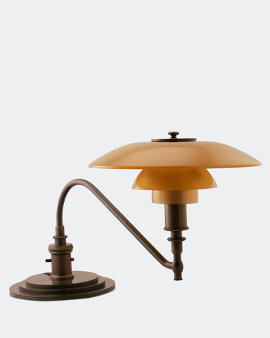 The American Table Lamp by Poul Henningsen
