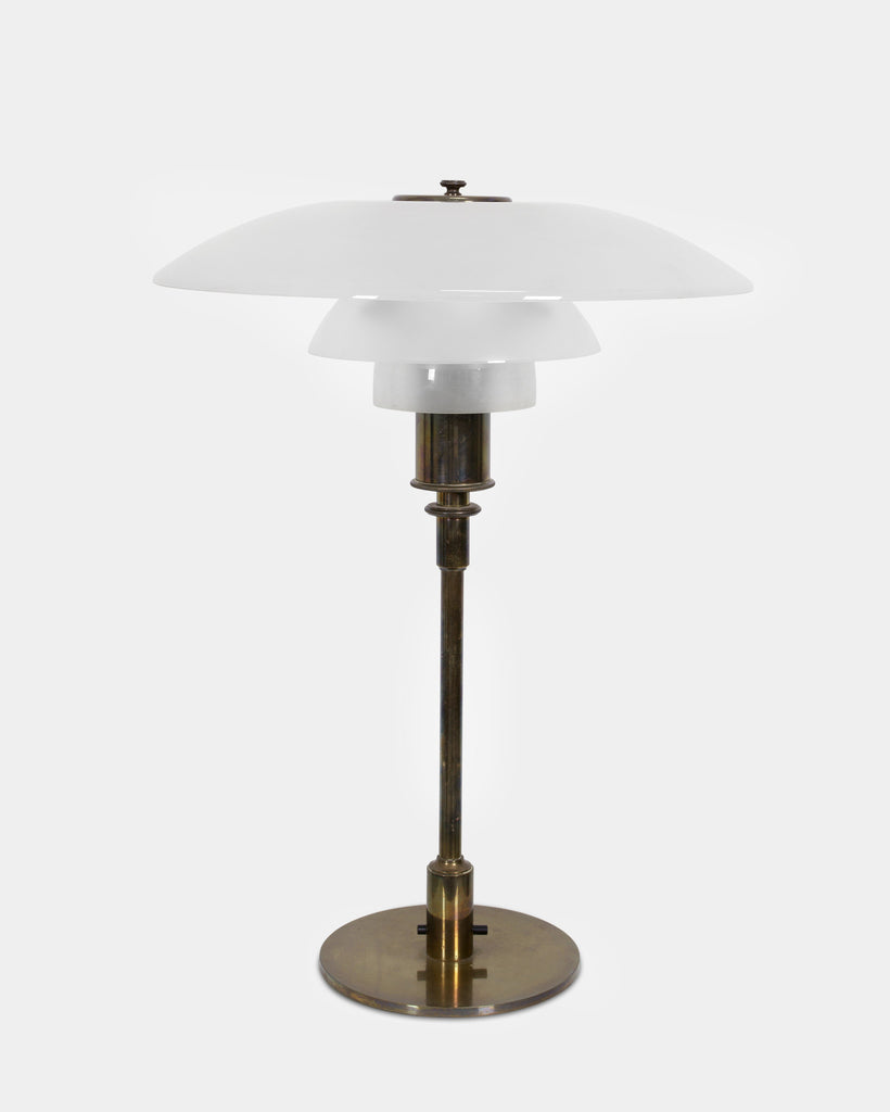 PH Table Lamp PAT. APPL. by Poul Henningsen