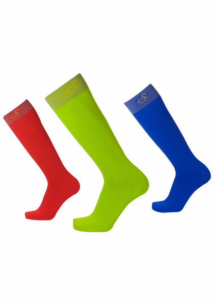 Solidea Active Techno Socks ENERGY Unisex 12 /15 mmHg MicroMassage 0440A5