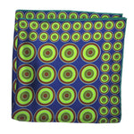 English Silk Dynamic Target Pocket Square