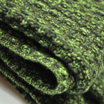 Cashmere Throw in Speckled Green