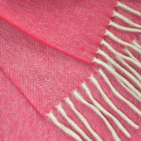 Pink Pastel Mens and Women's Winter Scarf