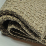 Cashmere Throw in Mink Brown