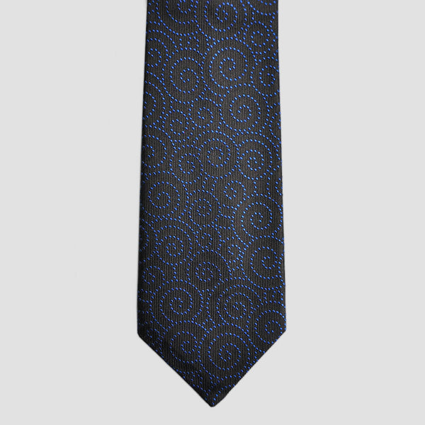 Super Swirls Silk Tie