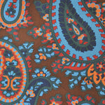 English Silk Paisley Scarf
