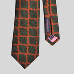 English Madder Large Floret Tie