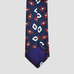 English Silk Funky Diamonds Tie