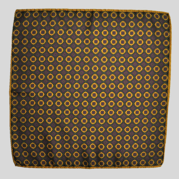 Reversible Repeats Pocket Square