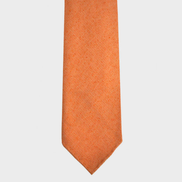 English Silk Cool Summer un-tipped Tie