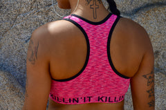 KILLIN' IT CROP TANK