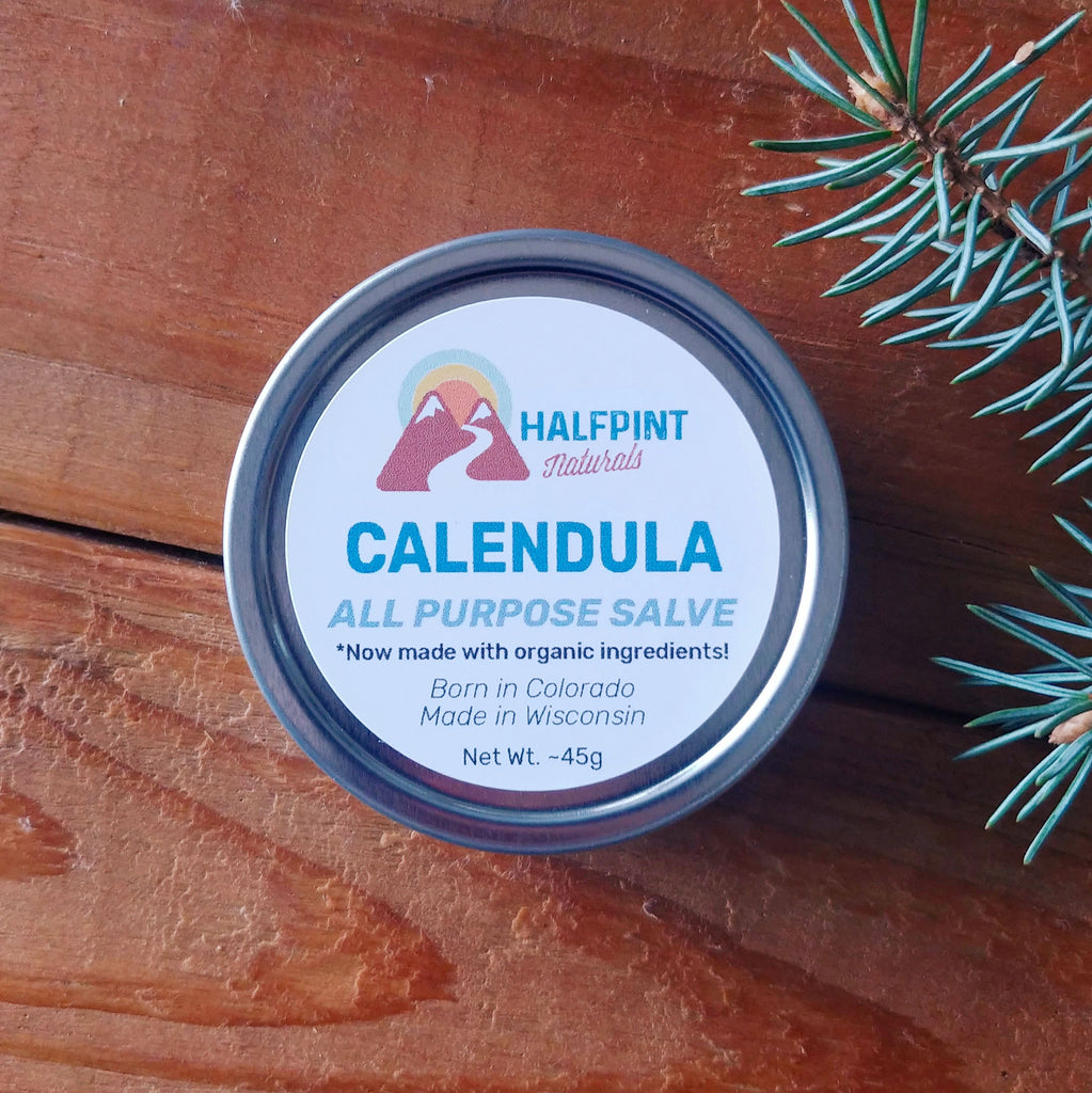 Calendula All Purpose Salve