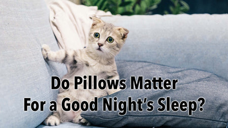 Do Pillows Matter for a Good Night's Sleep?