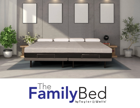family-bed-Taylor-and-Wells-mattress-worlds-largest-bed-sale-Little-Rock-AR