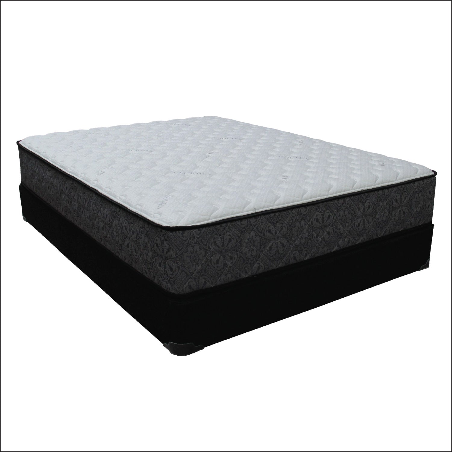 "PG 1300 12"" Extra Firm Hybrid Mattress"