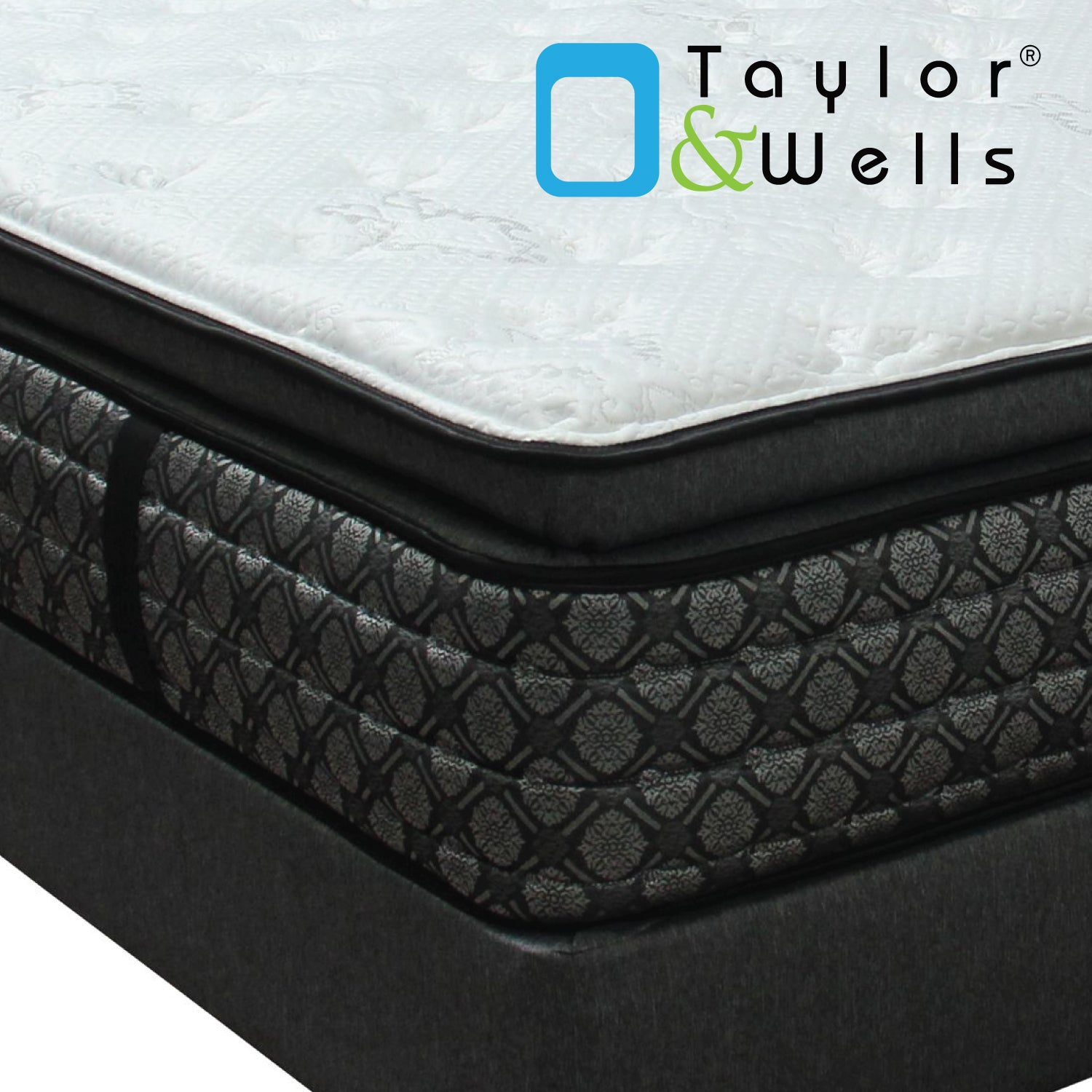 "Taylor & Wells® 14"" Arctic Bay Super Pillow Top Mattress"