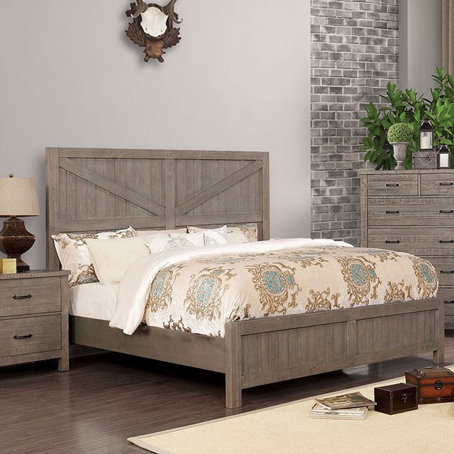 Brenna - Bedroom CM7435 Gray