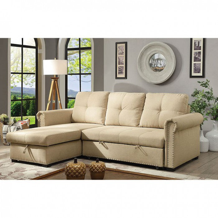 Carter - Sectional CM6569