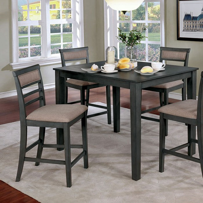 Fafnir - Counter Height Dining Set CM3607PT