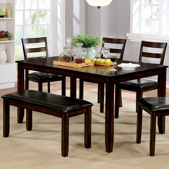 Gloria - Dining Set CM3331-6PK
