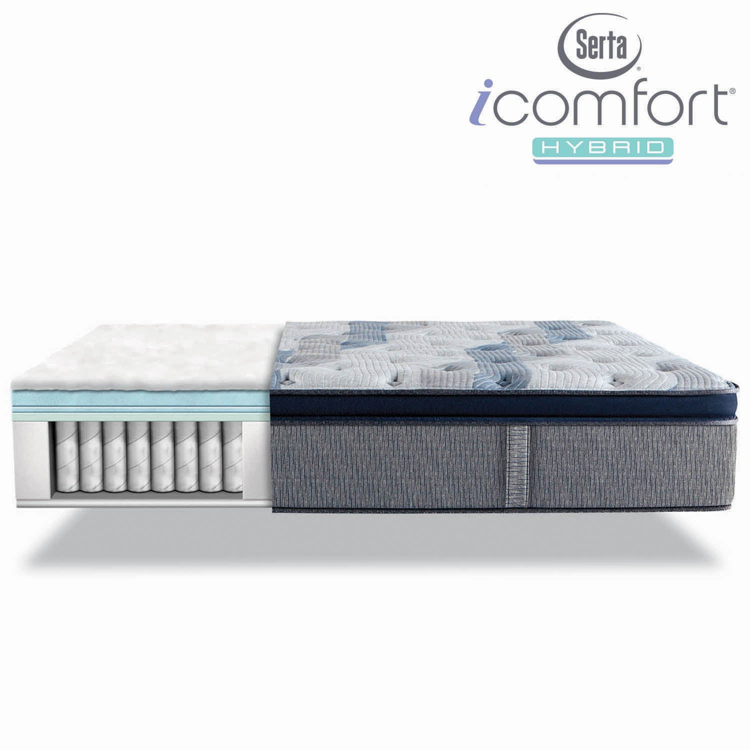 ip mattress loft bafe pillow magic walmart com topper