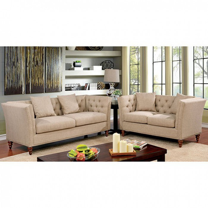 Imani - Sofa, Love Seat & Chair CM6860