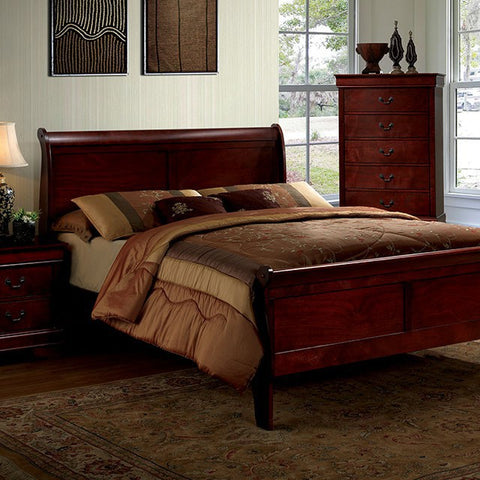 Louis Philippe III - Bed CM77866CH