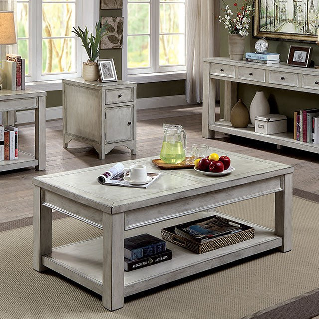 Meadow - Occassional Table CM4327WH