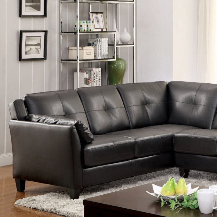 Peever - Sectional CM6268BK