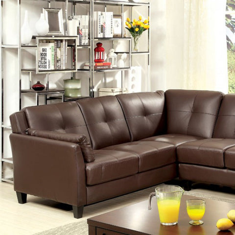 Peever - Sectional CM6268BR