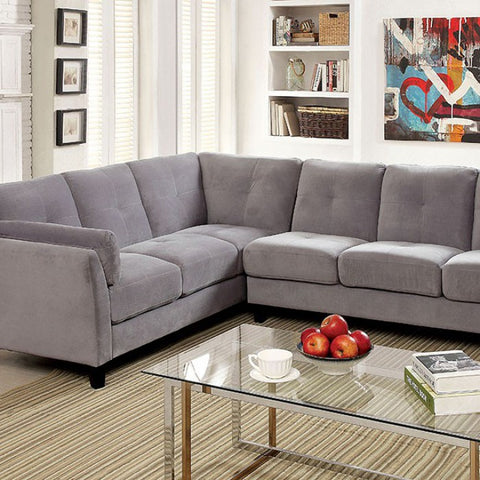 Peever II - Sectional CM6368GY