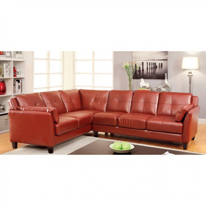 Peever - Sectional CM6268RD