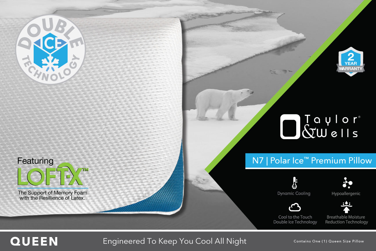 N7 | Polar Ice™ SmartPillow