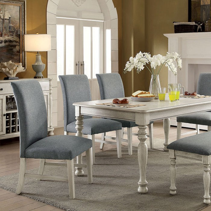 Siobhan II - Dining Set CM3872WH