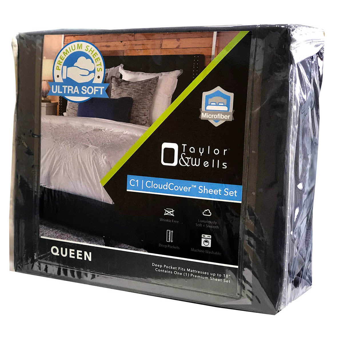Free Premium Sheet Set with Purchase