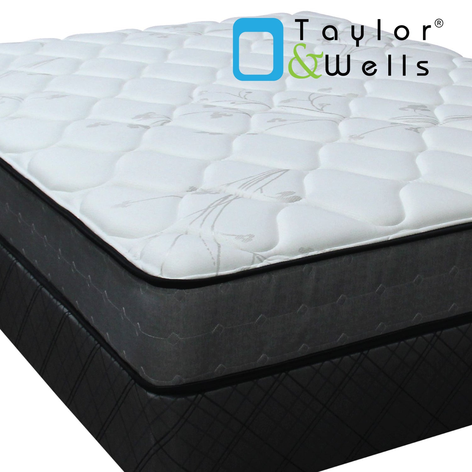 "Taylor & Wells® 9"" Wallace Plush Mattress (In-Store Pickup Only)"