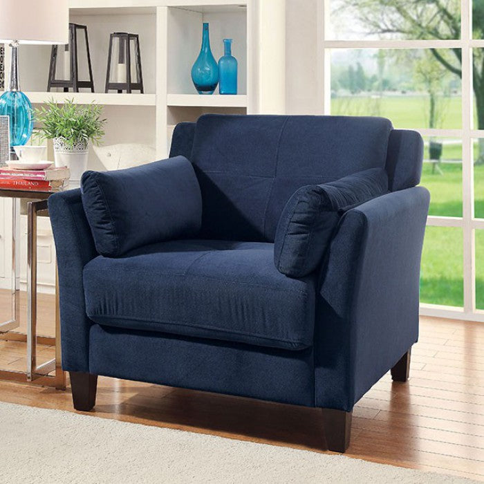 Ysabel - Sofa, Love Seat & Chair CM6716NV