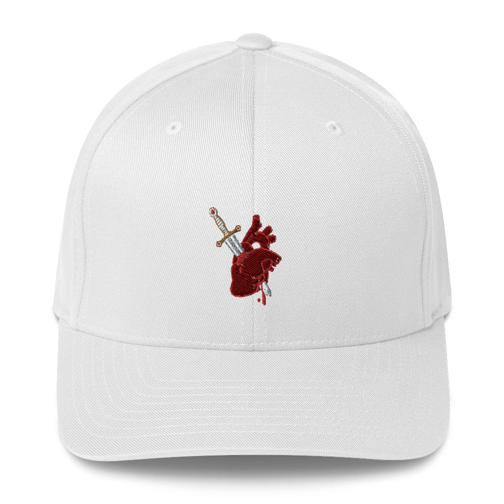 Bleeding Heart - Structured Twill Cap