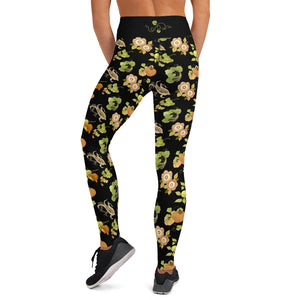 Fall Harvest  - Yoga Leggings