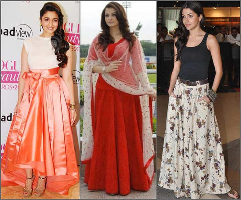 Skirts Are Perfect to Look Ever Gorgeous and Stunning