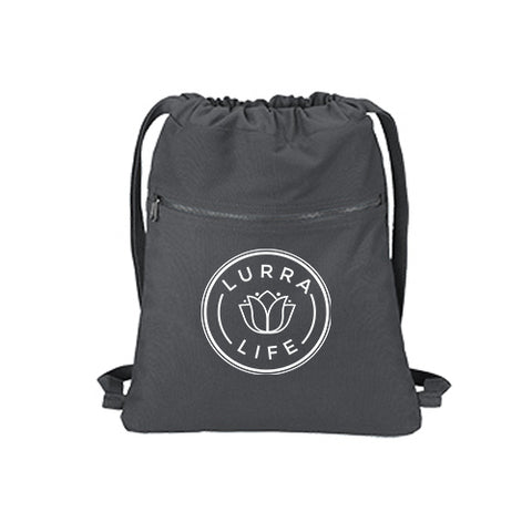 LurraLife Brushed Cotton Cinch Pack