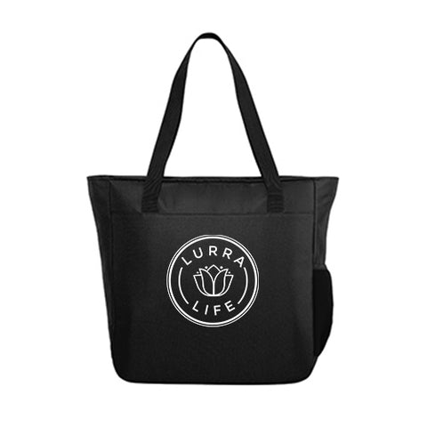LurraLife Professional Tote with Laptop Sleeve