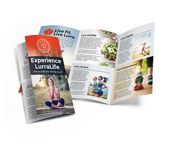 Experience LurraLife Brochures