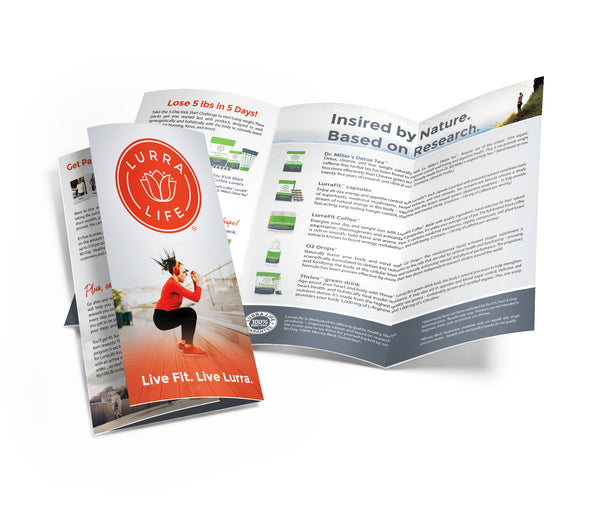 LurraLife Product-Line Brochures