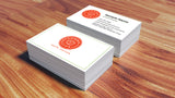 Business Card Design 01 - Elite (Triple-Layered)
