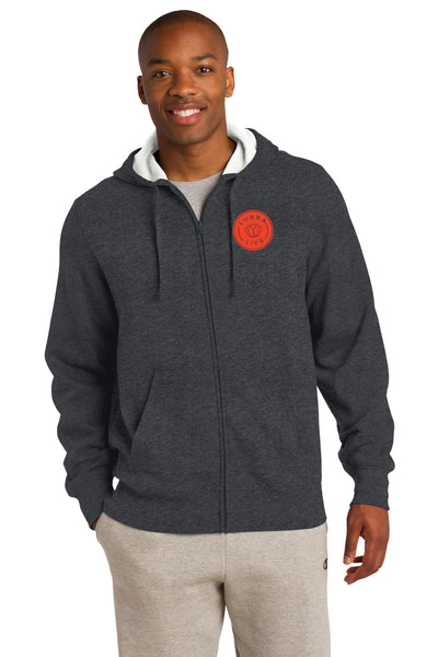 LurraLife Adult Full-Zip Hooded Sweatshirt