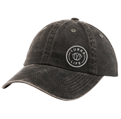 LurraLife Men's Garment Washed Cap
