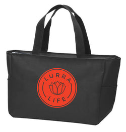 LurraLife Large Zippered Classic Tote